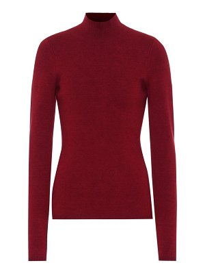 Victoria Beckham cashmere-blend turtleneck sweater