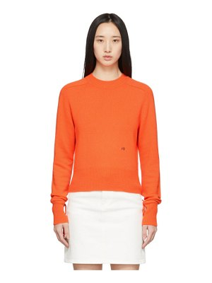 Victoria Beckham cashmere cropped sweater