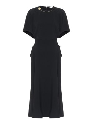 Victoria Beckham embellished midi dress