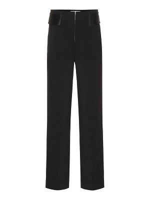 Victoria Beckham high-rise wool pants