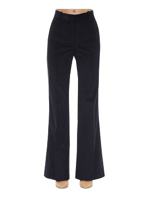 Victoria Beckham High waist flared corduroy pants