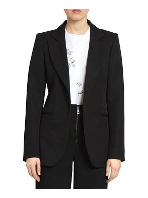 Victoria Beckham single breasted wool jacket