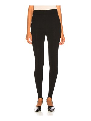 Victoria Beckham stirrup leggings