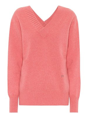 Victoria Beckham stretch-cashmere sweater