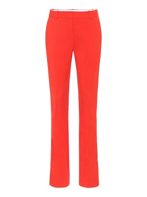 Victoria Beckham stretch-twill slim pants