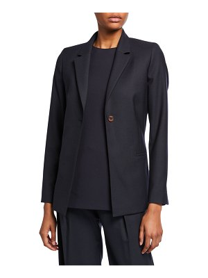 Victoria by Victoria Beckham Bow-Back Tailored Jacket