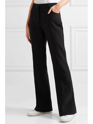Victoria by Victoria Beckham cady flared pants
