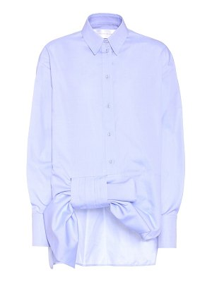 Victoria by Victoria Beckham cotton shirt
