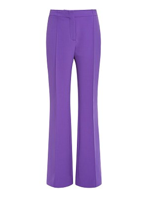 Victoria by Victoria Beckham crepe flared pants
