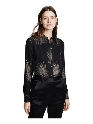 Victoria by Victoria Beckham fitted shirt