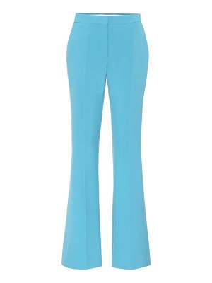 Victoria by Victoria Beckham flared pants