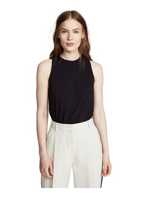 Victoria by Victoria Beckham knot back tank top