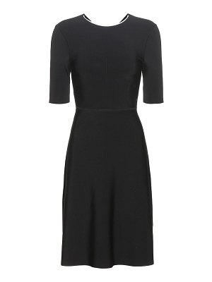 Victoria by Victoria Beckham Ribbed dress