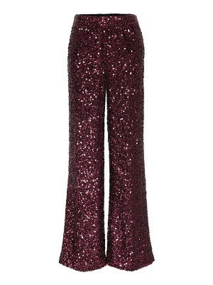 Victoria by Victoria Beckham sequinned pants