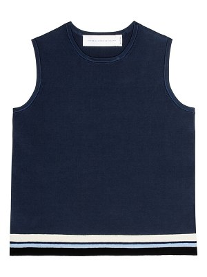 Victoria by Victoria Beckham Stretch-knit top
