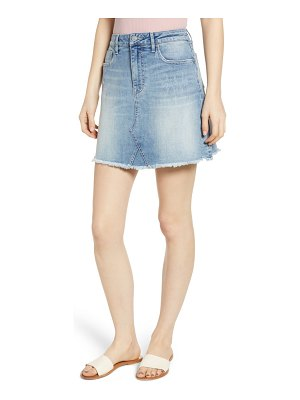 Vigoss denim miniskirt