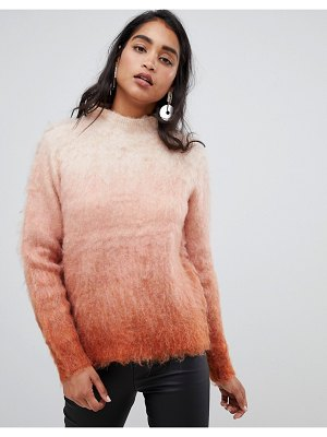 Vila ombre knitted sweater-multi