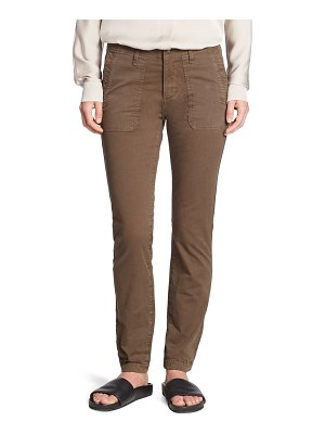 Vince Ankle Zip Utility Pants