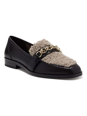 Vince Camuto breenan faux fur loafer