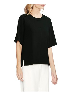 Vince Camuto crepe top