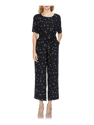Vince Camuto ditsy reset jumpsuit