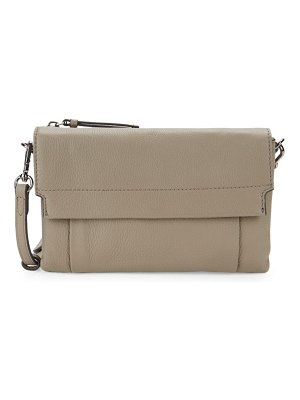 Vince Camuto Grained Leather Crossbody Bag