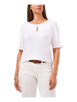 Vince Camuto keyhole knit top