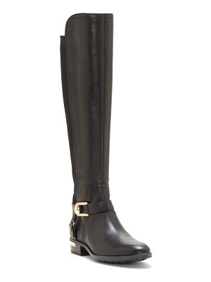 Vince Camuto pearley knee high riding boot