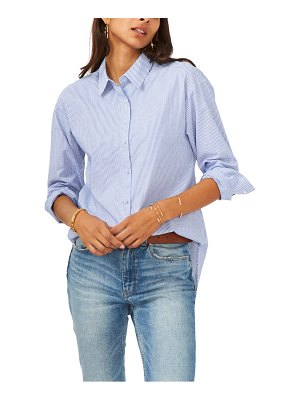 Vince Camuto pinstripe button-up shirt