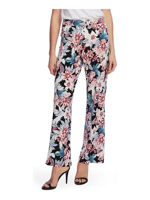 Vince Camuto romantic lilies pull-on pants