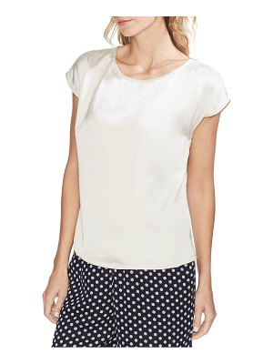 Vince Camuto satin blouse