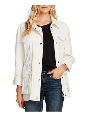 Vince Camuto stretch twill utility jacket
