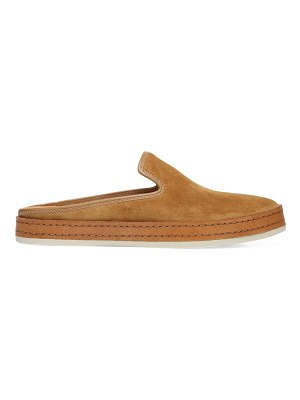 Vince canella suede slip-on sneakers