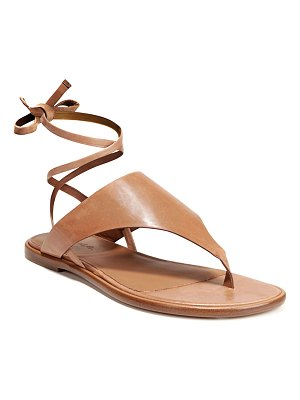 Vince Eastwood Flat Leather Sandals