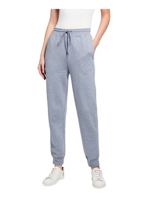 Vince French-Terry Jogger Pants