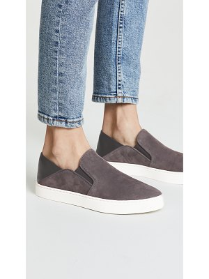 Vince garvey slip on sneakers