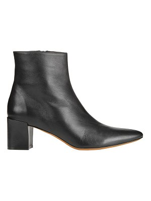 Vince lanica suede ankle boots