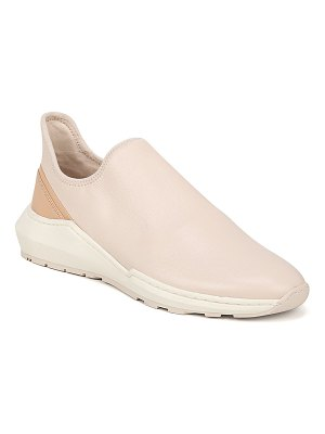 Vince Marlon Leather Slip-On Sneakers