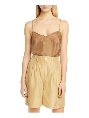 Vince seamed camisole