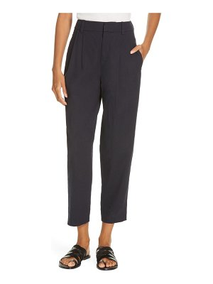 Vince tapered cropped pants
