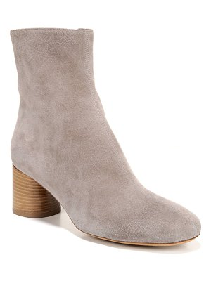 Vince Tasha Kid Suede Booties