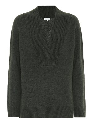 Vince v-neck wool-blend sweater
