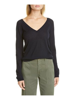 Vince wool & cashmere blend v-neck sweater