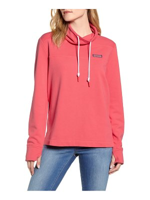 Vineyard Vines funnel neck shep sweatshirt