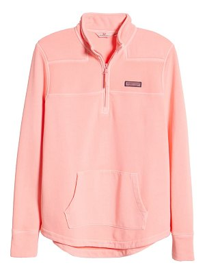 Vineyard Vines garment dyed relaxed shep pullover