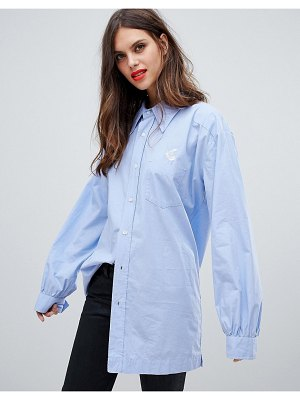 VIVIENNE WESTWOOD ANGLOMANIA utility shirt
