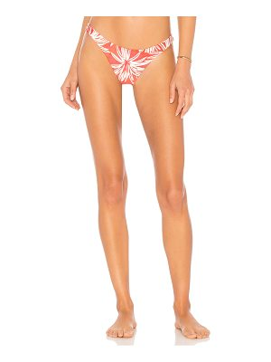 ViX Swimwear Basic Cheeky Bottom