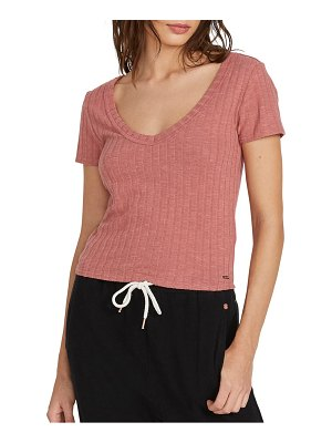 Volcom lived in lounge tee