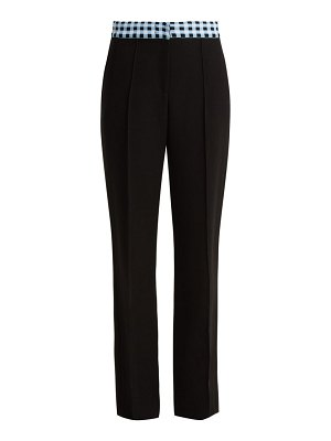 WALES BONNER tailored trousers