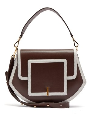 WANDLER al smooth leather cross body bag